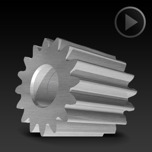 Crowned Helical Gear Ø10×9.4mm – 840