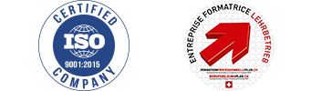 Certification ISO 9001-2015 / Entreprise formatrice